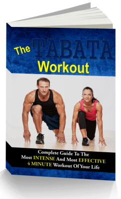 Tabata Fitness Ebook-Articles With PLR