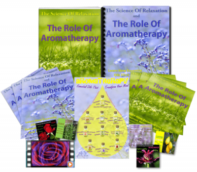 Science Of Relaxation And Aromatherapy PLR