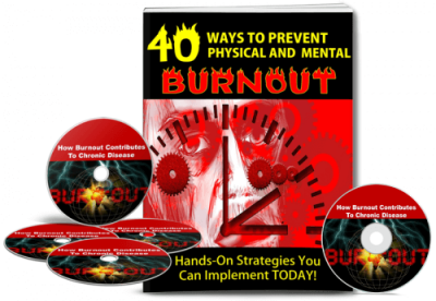 burnout plr pack