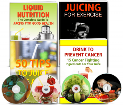 Juicing Giant PLR Pack