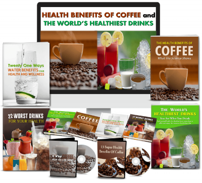 Coffee and Healthy Drinks PLR