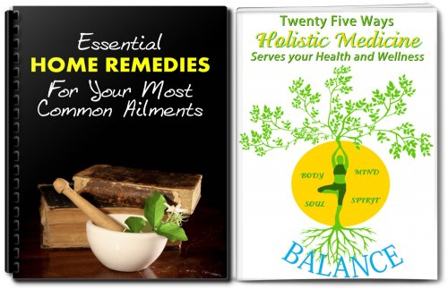 Holistic Medicine/Natural Remedies PLR