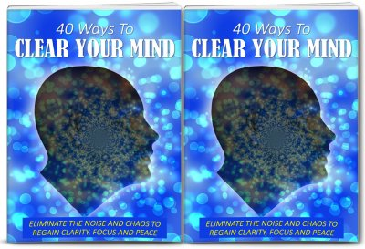 clear mind self-help plr