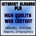 Internet Slayers PLR