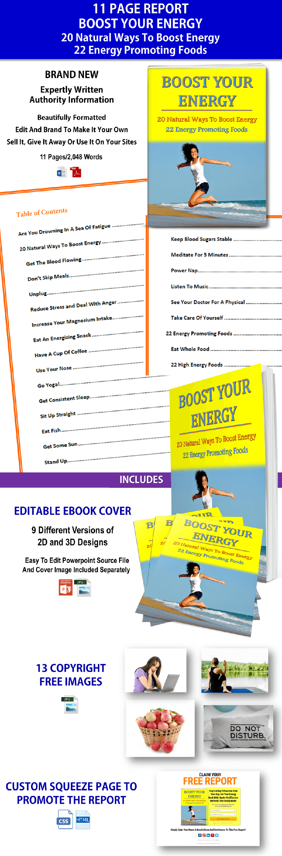 Boost Energy PLR