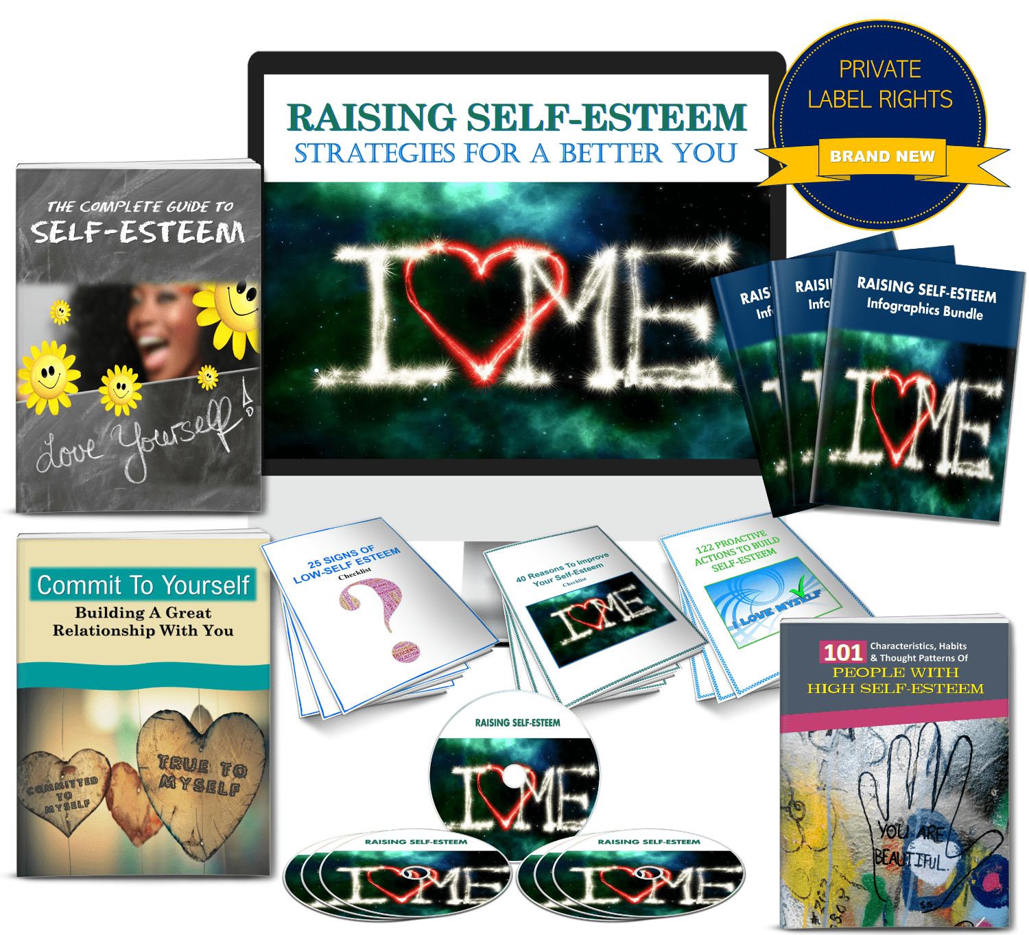 Raise Self-Esteem PLR