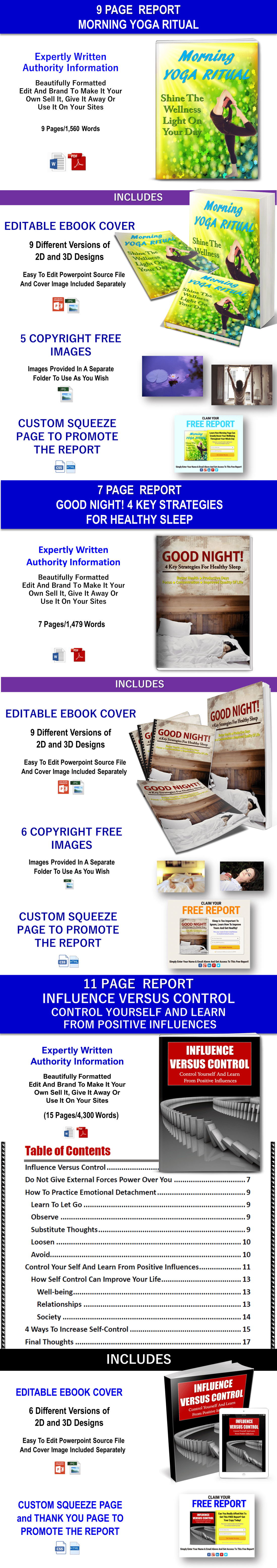 CONQUER INSECURITY Content With PLR Rights