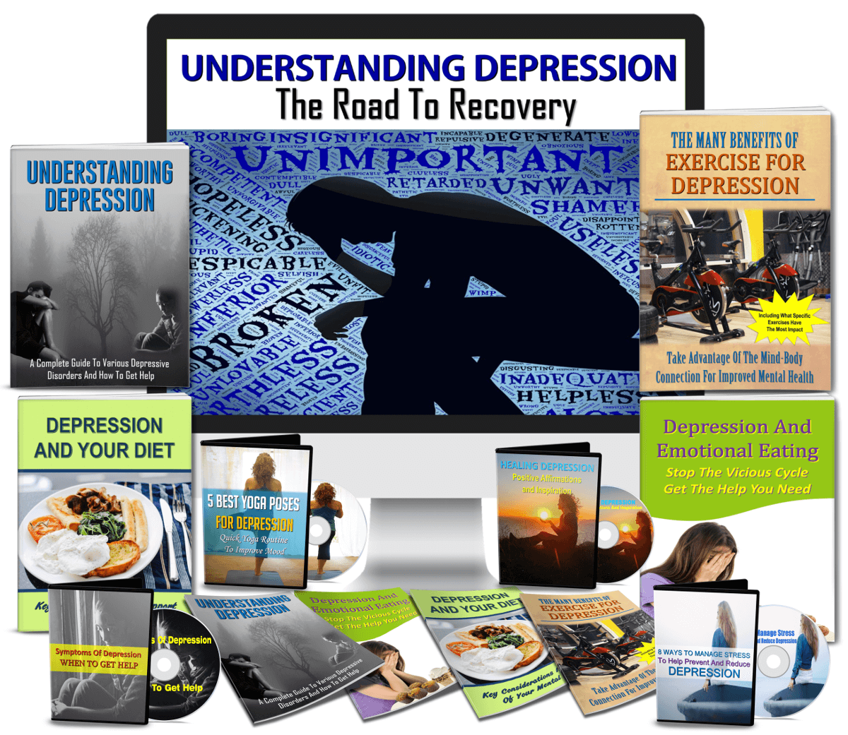 Giant Depression PLR Bundle