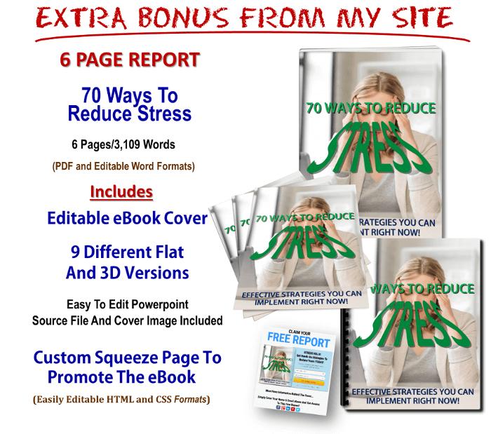 Giant Menopause PLR: eBooks, Videos, Infographics, Articles