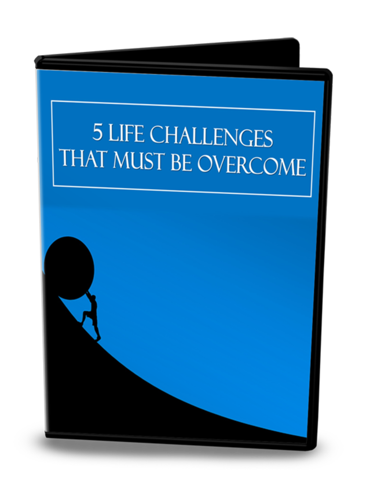 Overcome Struggle and Obstacles Content - Private Label Rights