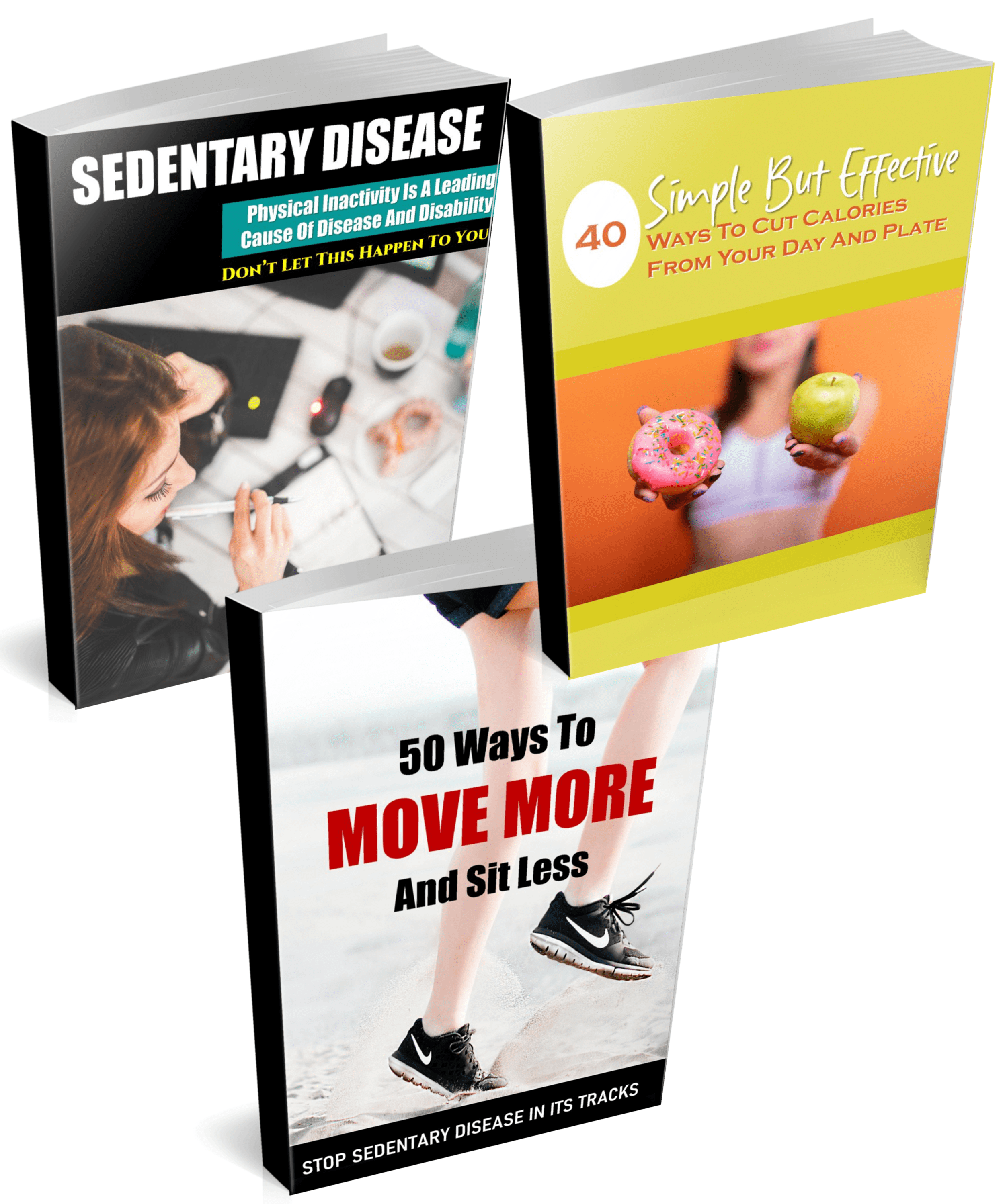 Sedentary Disease Content with PLR Rights