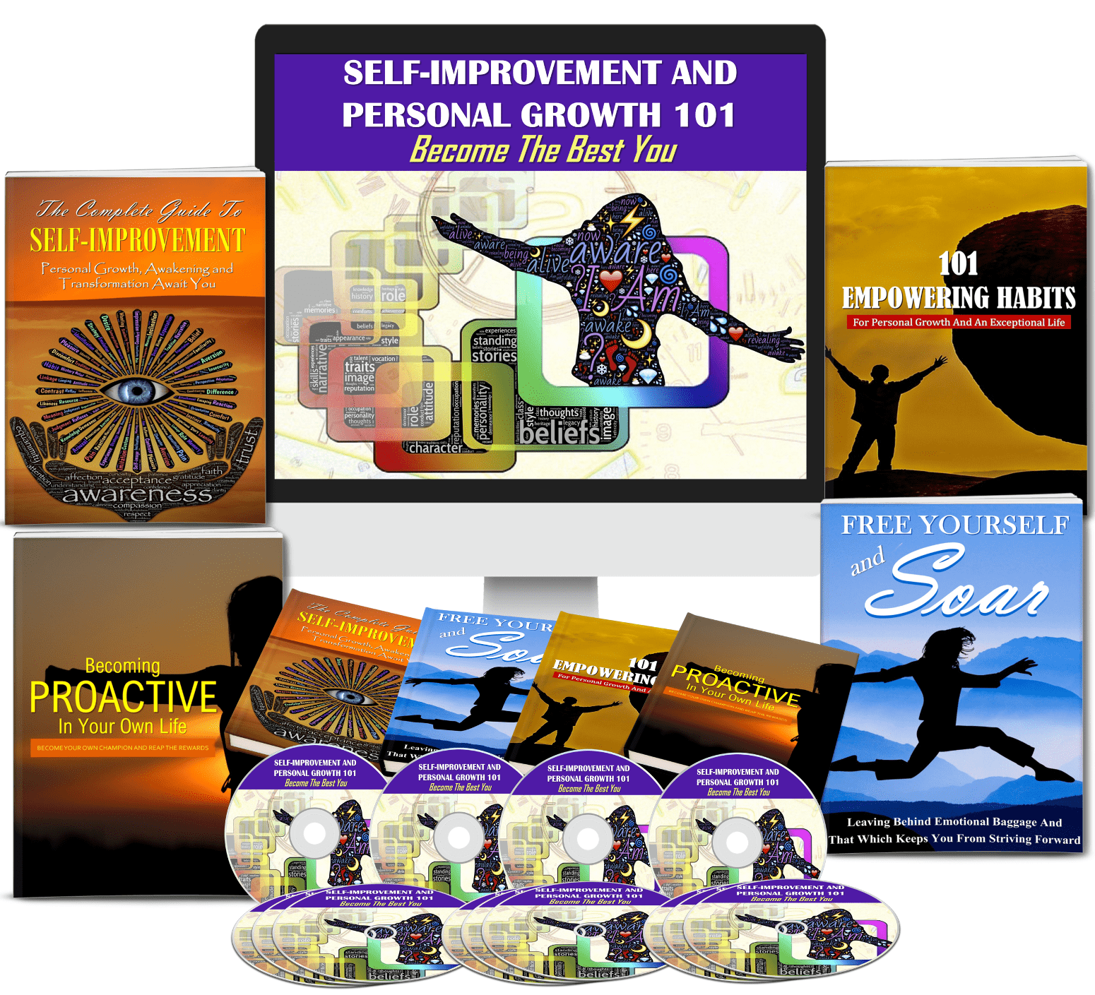 Self Improvement/Personal Growth Giant PLR
