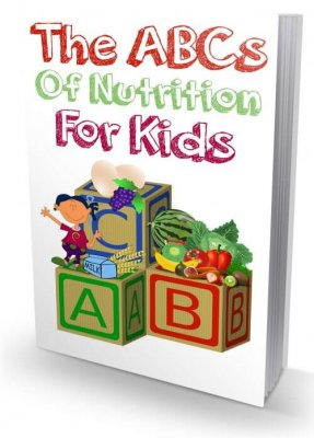 Child Nutrition PLR Pack