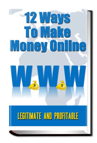 Internet Marketing/Make Money Online PLR Ebook