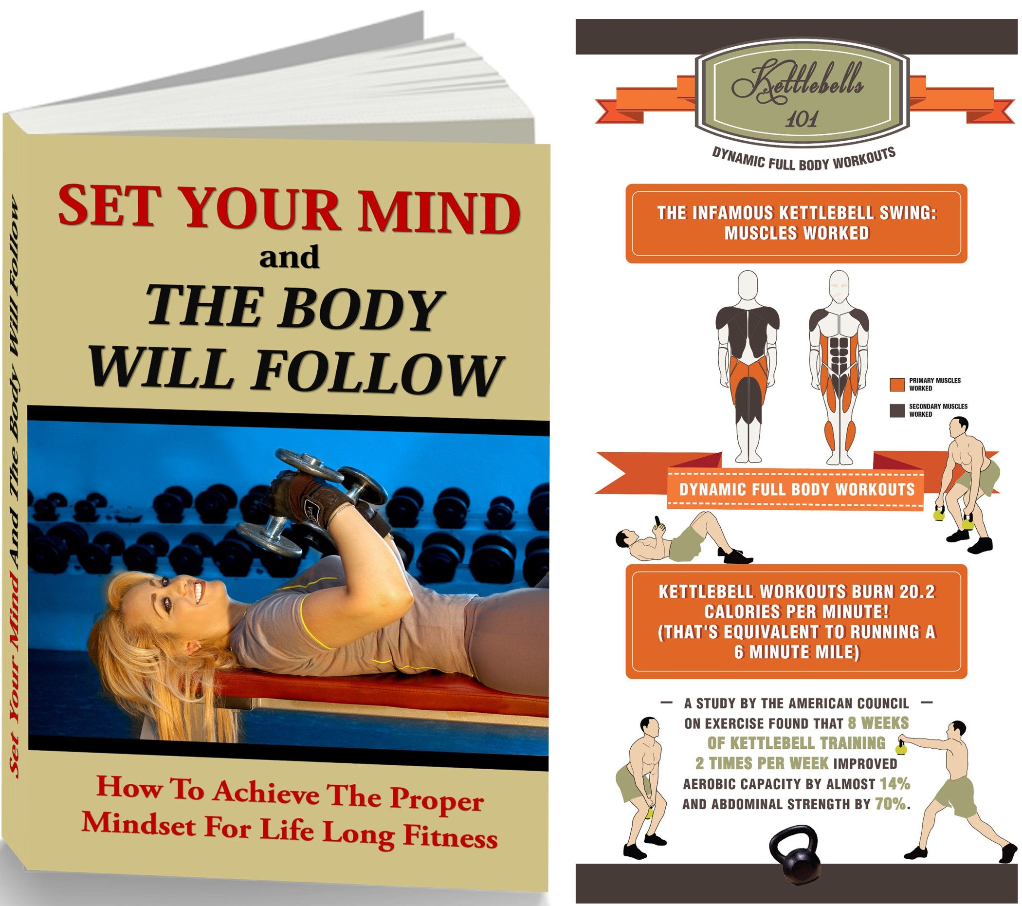 Fitness Mindset Report, Articles Private Label Rights
