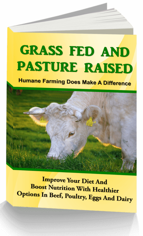 Grass Fed/Pasture Raised PLR eBook