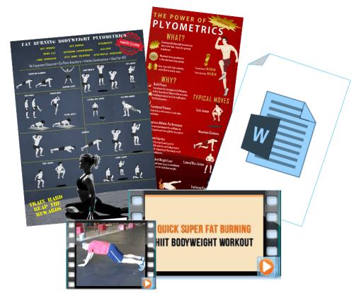 Plyometrics/Bodyweight PLR