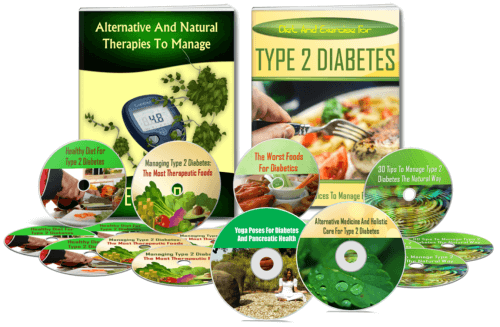 Alternative Medicine For Diabetes PLR
