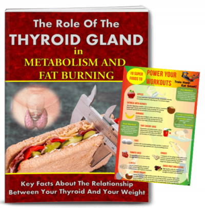 Thyroid Health eBook And Weight Loss PLR