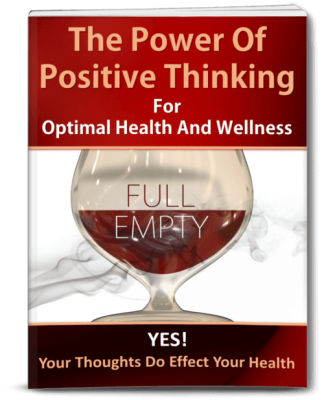 Positive Thinking For Health And Wellenss PLR