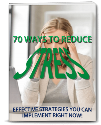 Reduce Stress PLR eBook And Articles