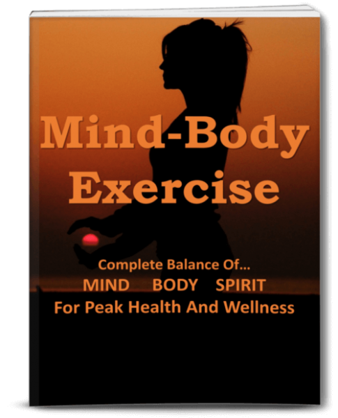 Mind-Body Exercise Lower Stress PLR
