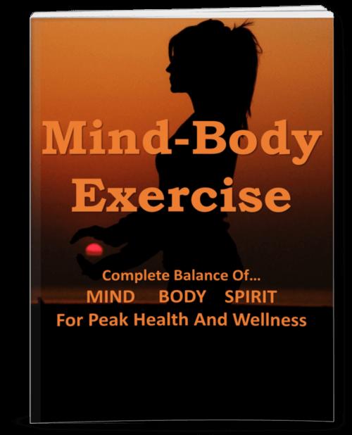 Mind-Body Exercise Lower Stress PLR