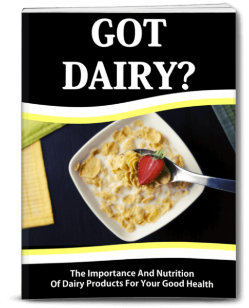 Dairy and Nutrition PLR