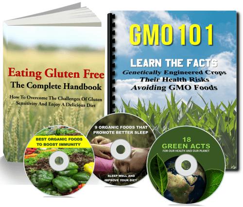 GMO And Gluten FREE PLR