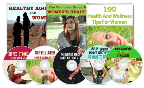 womens health private label rights eBooks video