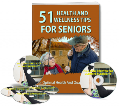 Senior Health And Fitness PLR