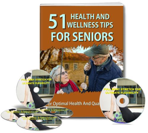 Senior Health And Fitness PLR