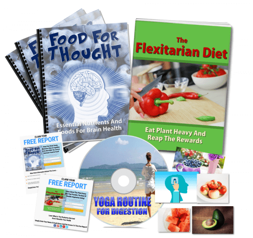 Nutrition Private Label Rights eBook Video Pack