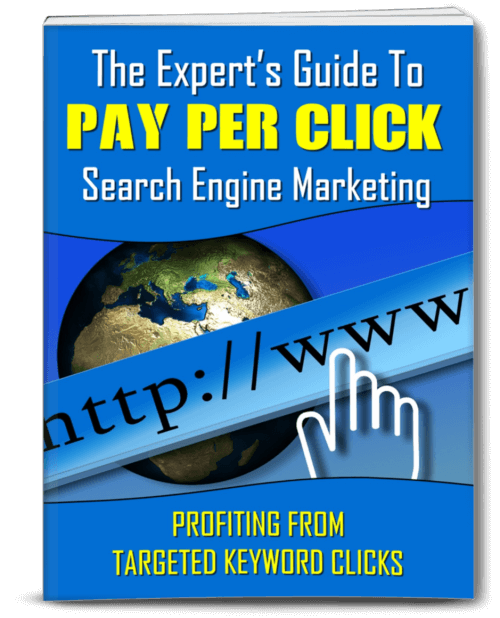 Pay Per Click Marketing eBook, Articles PLR