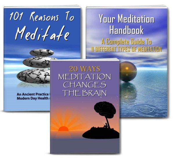Giant Meditation PLR
