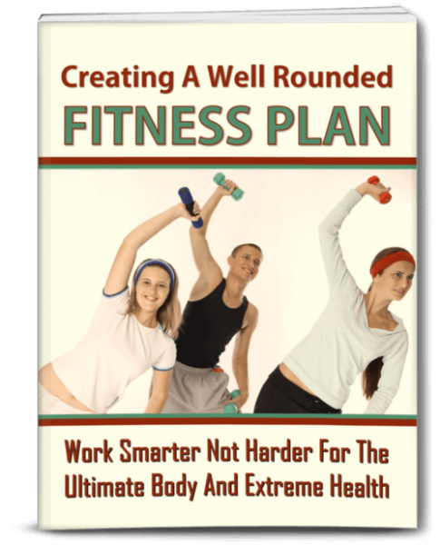 Fitness eBook and Articles PLR Pack