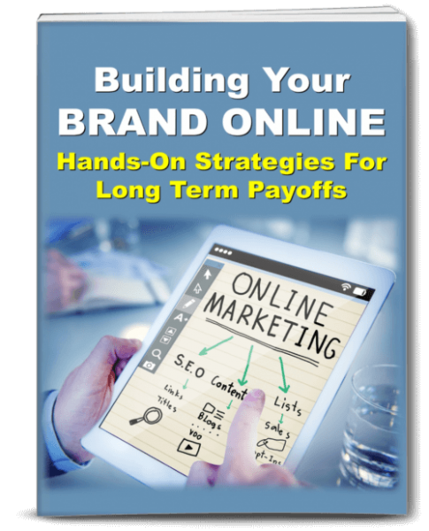 Internet Marketing & Brand Building PLR