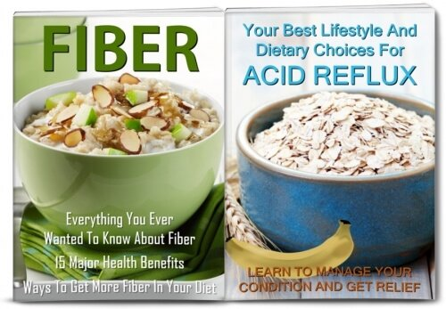 Fiber And Acid Reflux And Digestive Health PLR