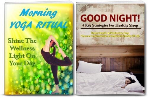 Health Rituals and yoga plr