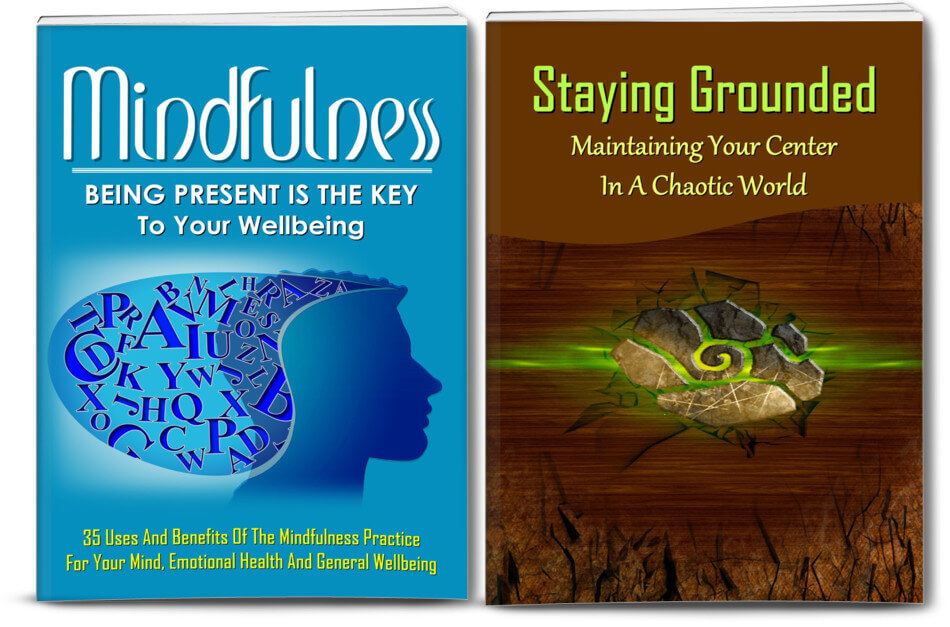 Staying Grounded-Mindfulness PLR