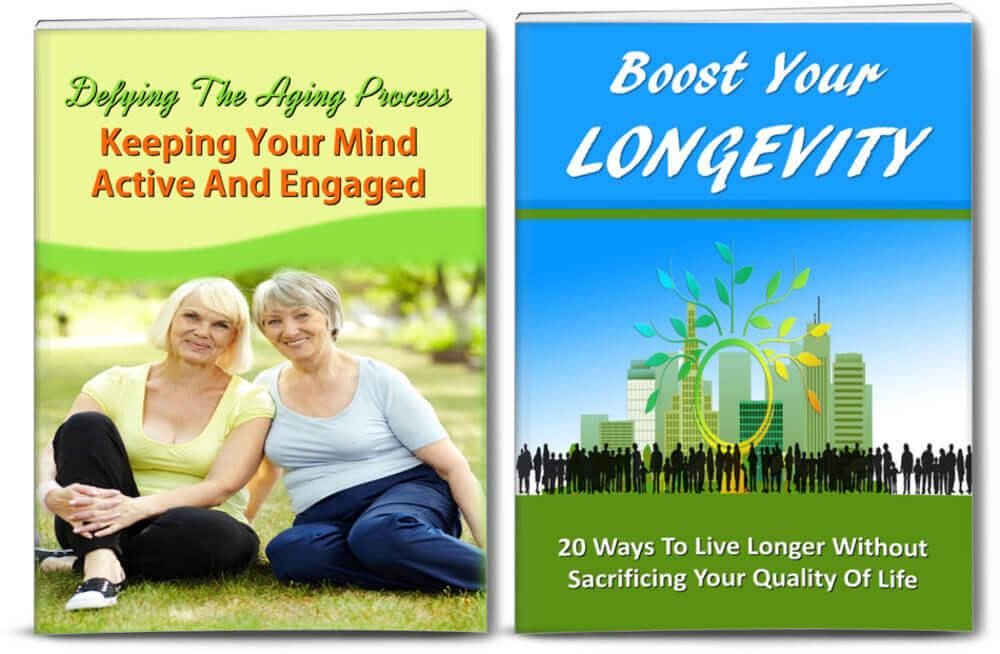 Anti-Aging-Longevity PLR