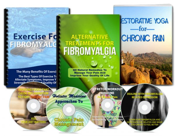 Fibromylagia/Chronic Pain PLR