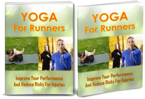 Yoga For Runners/Fitness PLR