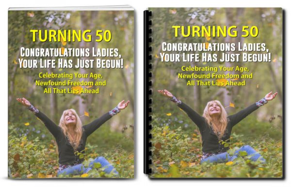 woman and aging PLR