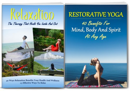 Relaxation Report, Restorative Yoga Report & Articles PLR