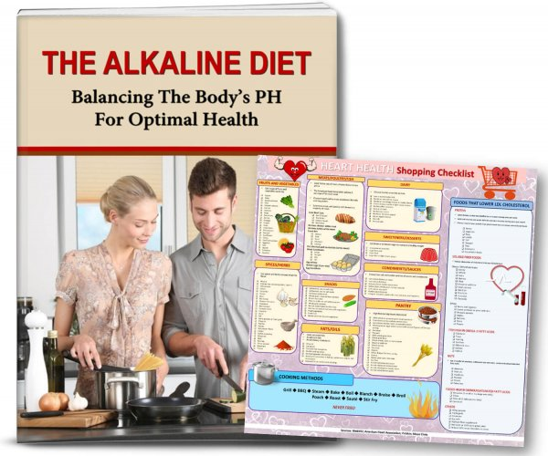 alkaline diet cholesterol plr