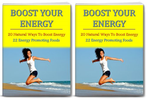 Boost Your Energy PLR