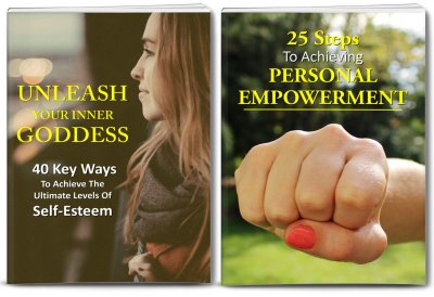 self-esteem, personal power and confidence PLR