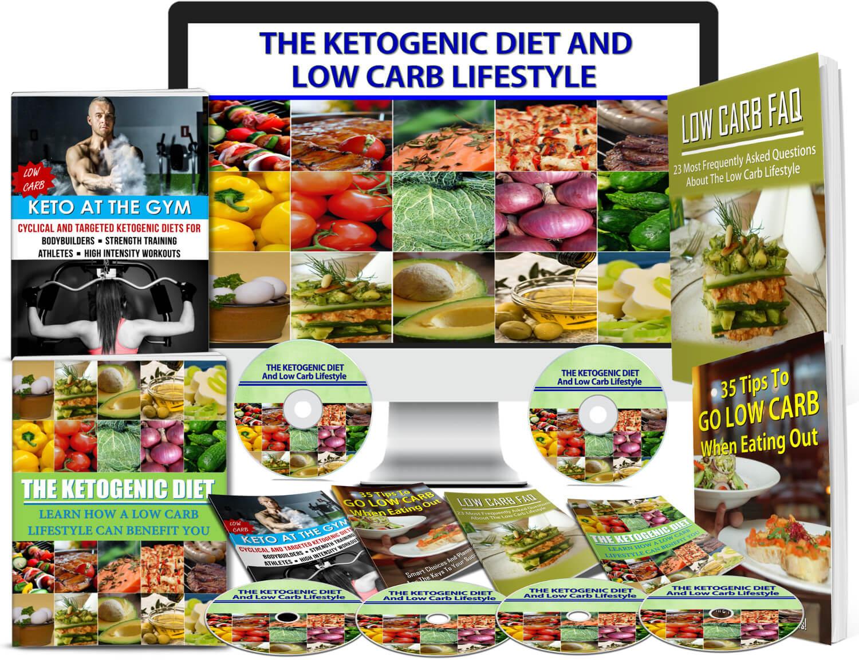 Ketogenic Diet/Low Carb PLR