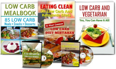 Low Carb Diet PLR